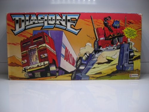 Diaclone toy