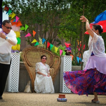 An image from the ASEANA Spring Festival in Shreveport