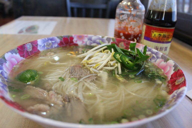 An image of Beef Pho From Pho Bowl