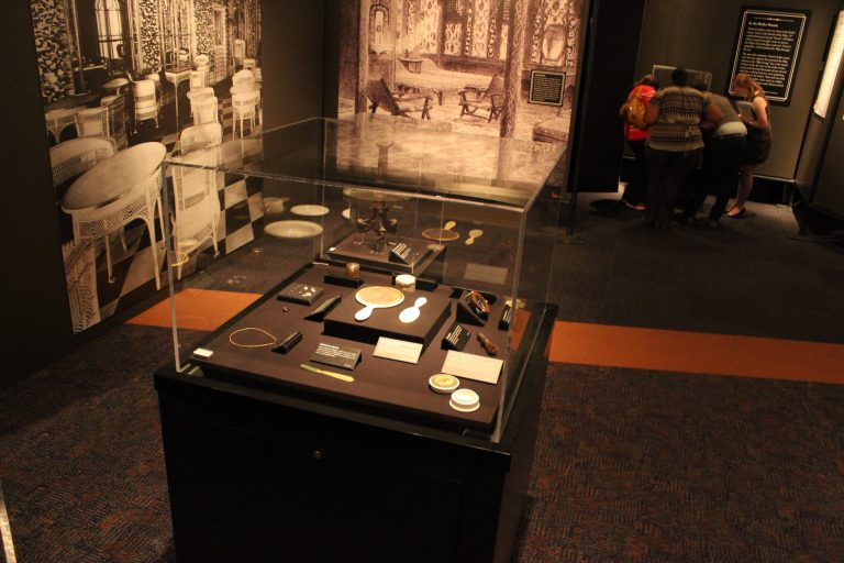 "A photo of ""Titanic: The Artifact Exhibition"""
