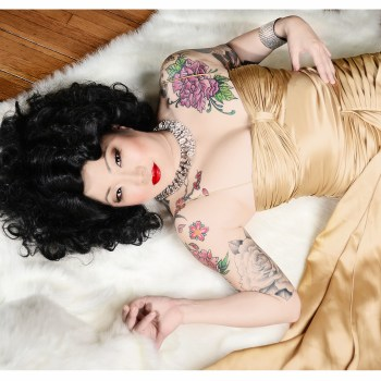 An image of Margaret Cho. Photo by Miss Missy Photography. Used by permission.