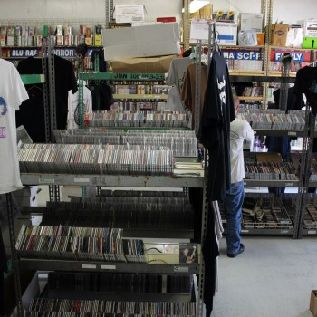 A photo of Rick's Records in Shreveport