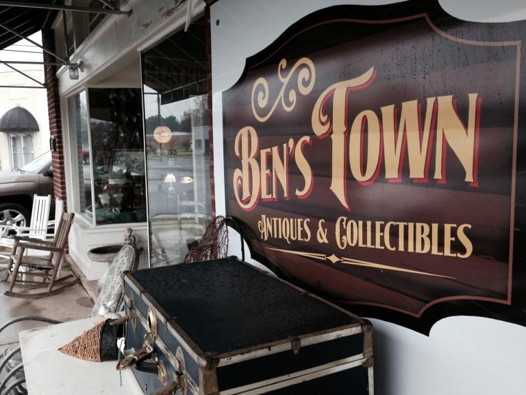 A photo of Ben's Town
