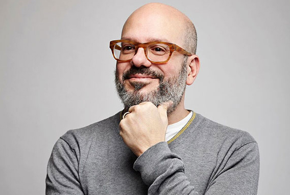 A photo of David Cross