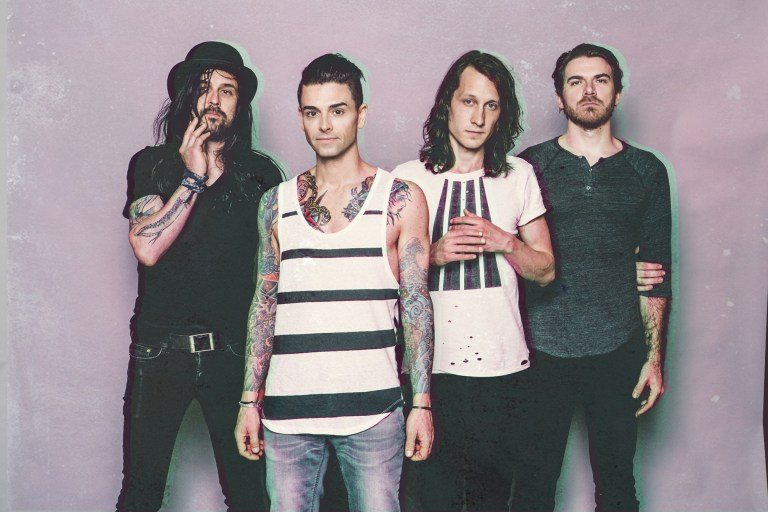 A photo of Dashboard Confessional