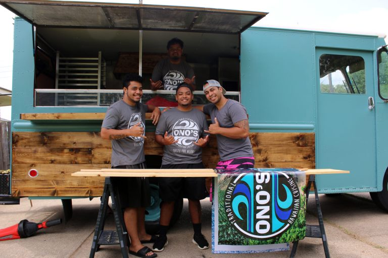 A photo of Onos Food Truck