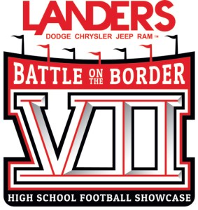 The Battle on the Border logo