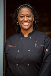 A photo of Chef Hardette Harris