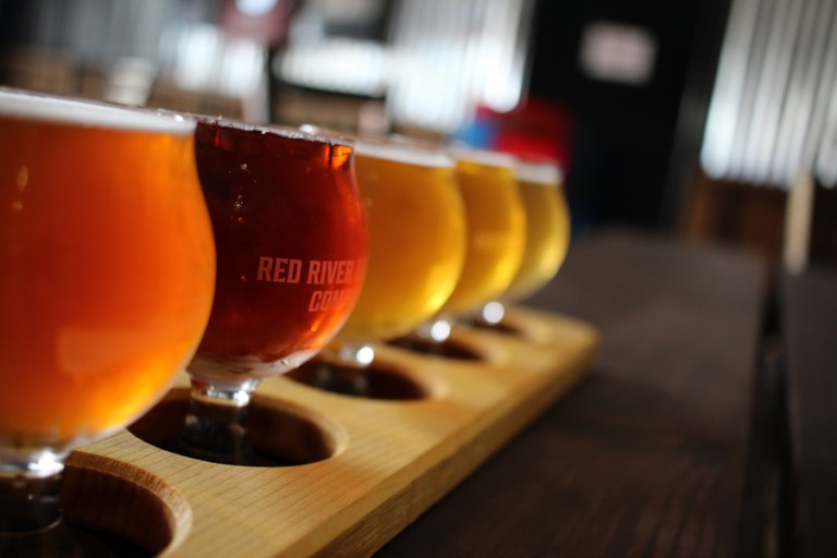 A photo of Red River Brewing Company
