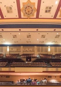 A photo of Shreveport Municipal Auditorium