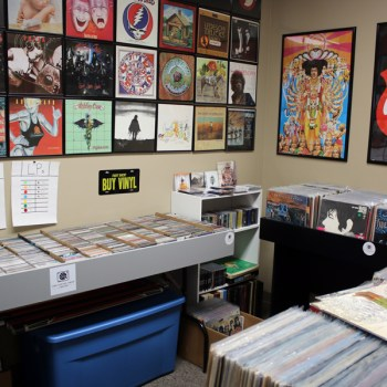 A photo of the Little Shop of Music in Shreveport
