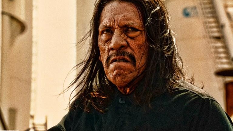 A photo of Danny Trejo