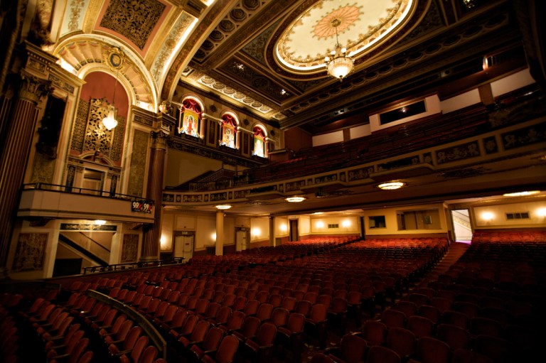 A photo of The Strand Theatre in Shreveport
