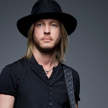 A promotional image of Kenny Wayne Shepherd