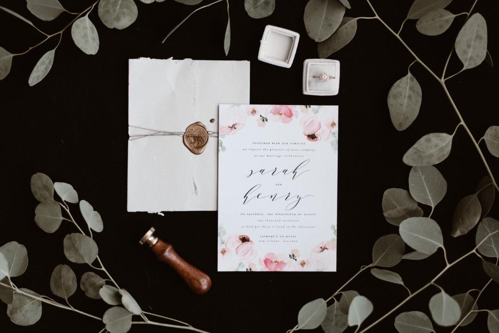 embellish your wedding envelopes