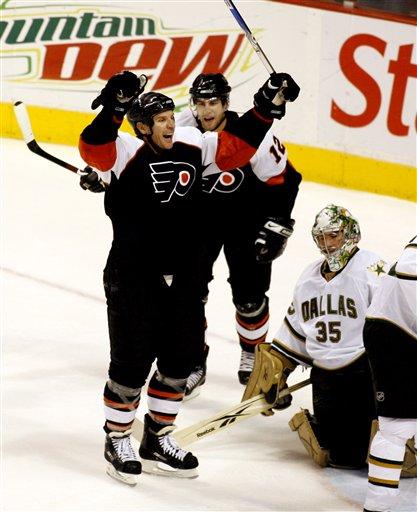 Stars Flyers Hockey