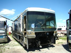 RV Exterior Body Panels 2003 FLEETWOOD EXCURSION PARTS