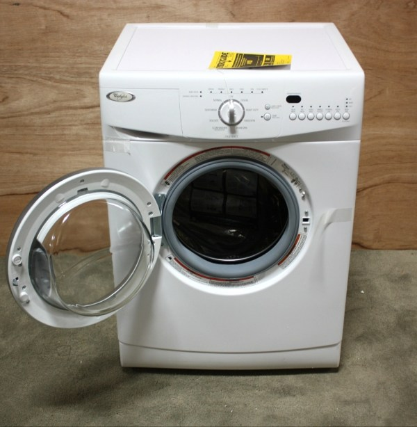Whirlpool RV Stackable Washer and Dryer