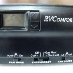 V8043e1012 Wiring Diagram Mitsubishi Lancer Radio Dometic Single Zone Thermostat Duo Therm Rv Air Conditioner ...