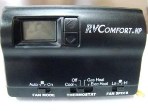 RV Interiors USED RVMOTORHOME RV COMFORT HP THERMOSTAT