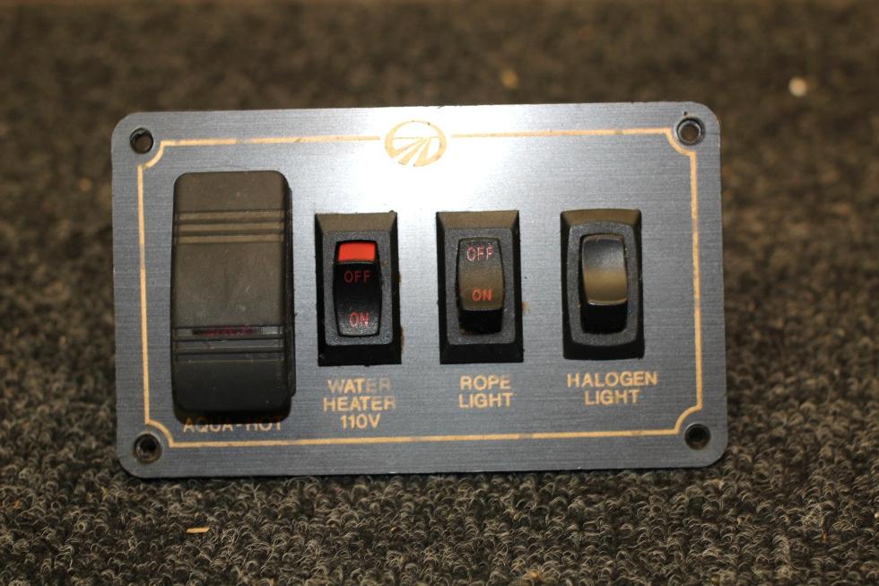 Rv Water Heater On Led Lights Modmyrv