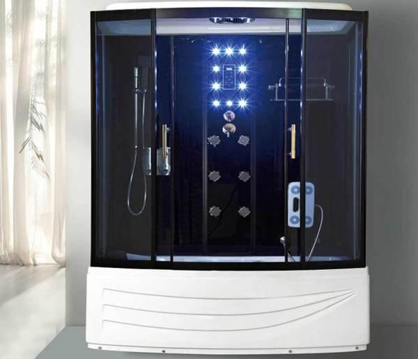 Steam Shower - Luxury Spas