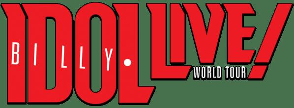 TOUR DATES Billy Idol