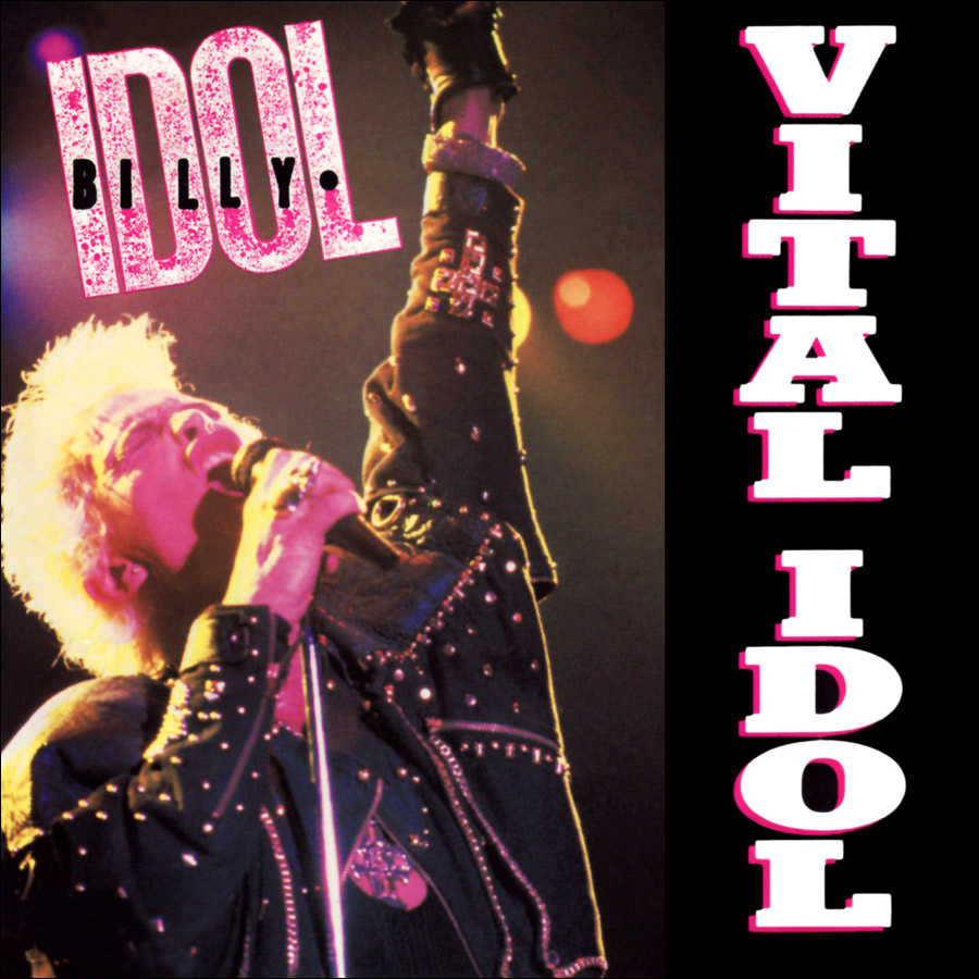 Image result for billy idol discography