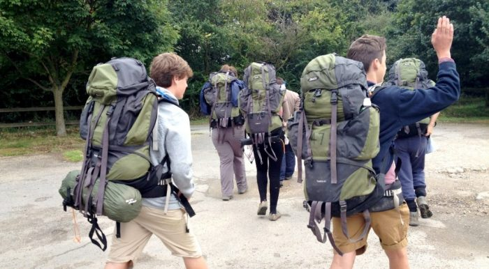 members-of-wickham-st-paul-youth-club-prepare-for-their-duke-of-edinburgh-bronze-award-group-expedition-25