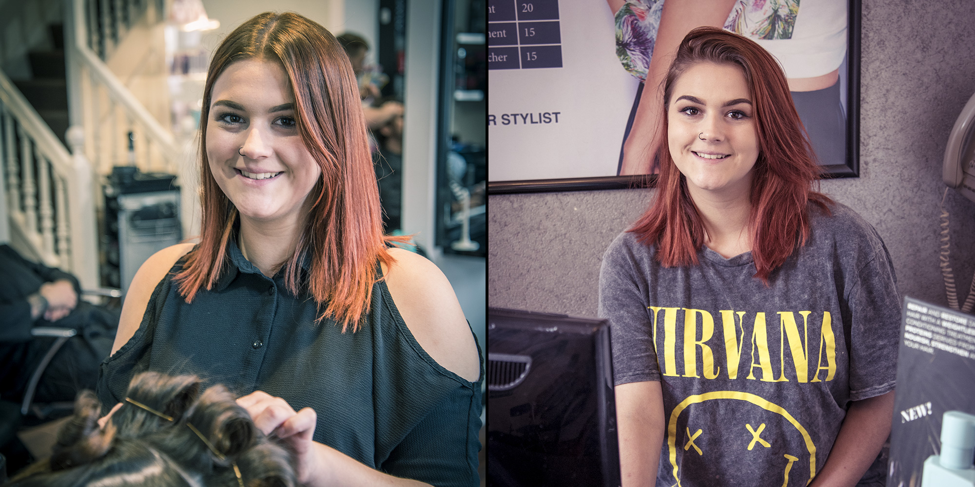 Jakata Salon  Apprentice Focus  The road to becoming a stylist Hairdressers in Warrington