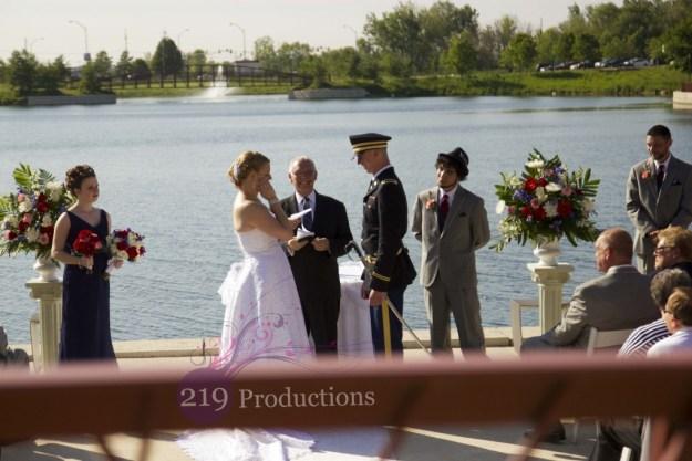 Munster DJ Wedding Ceremony