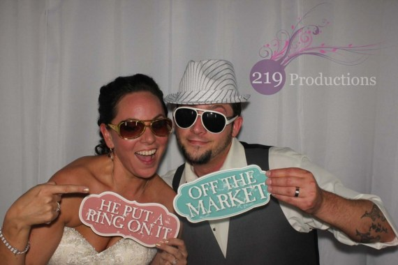 Bride and Groom Photo Booth Avalon Manor