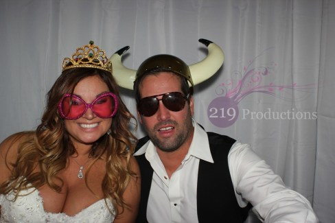 Munster Photo Booth Bride and Groom