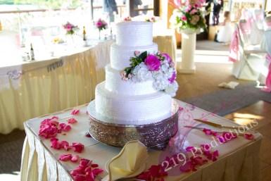 Munster Indiana Wedding Cake