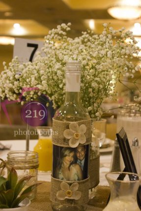 Banquets of St George Wedding Centerpiece