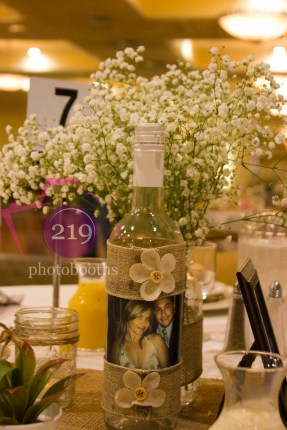 Banquets of St George Wedding Centerpiece