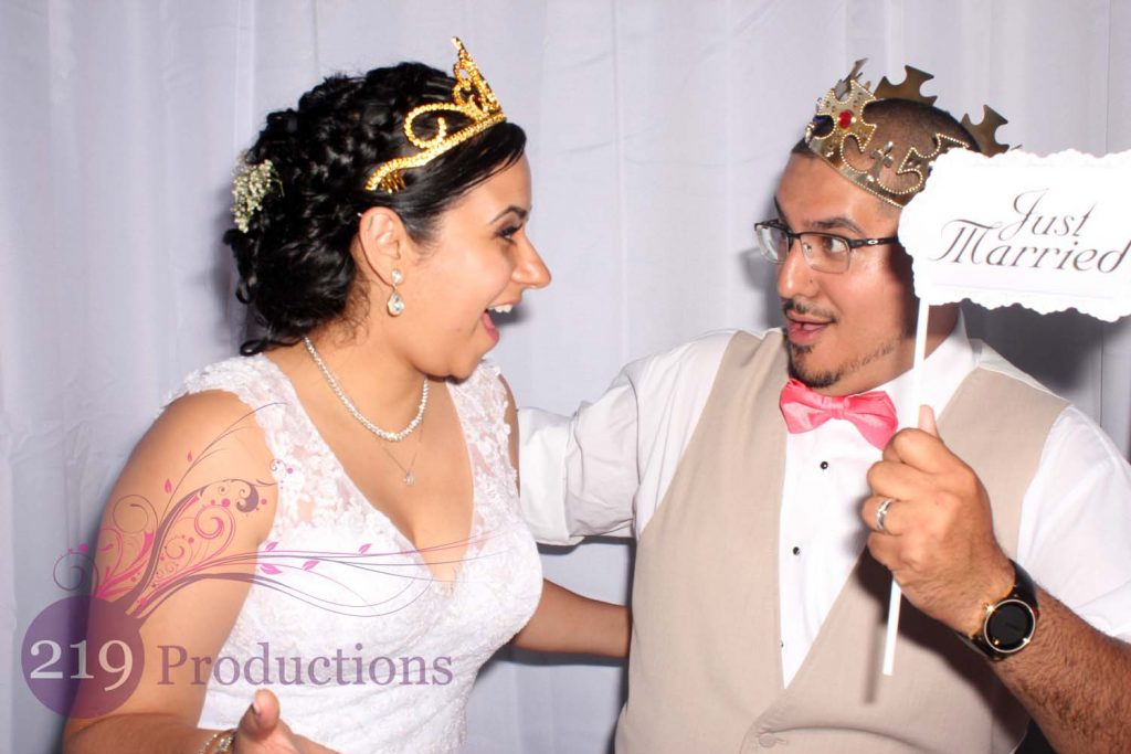 Wicker Park Photo Booth Wedding