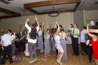Dancing off the Floor Signature Banquets Wedding DJ