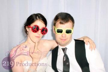 Munster Theatre Wedding Reception Photobooth