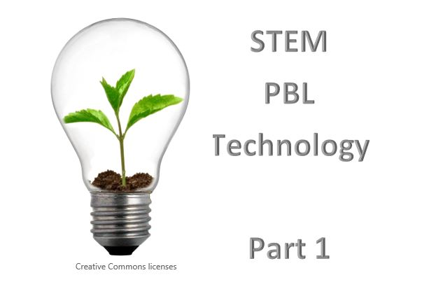 Part 1: STEM, STEAM, Makers: Connecting Project Based