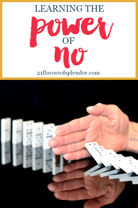 Self-care: We have to learn the power of No to practice better self-care. We have so many things in our lives that are competing for our time and attention. Click...