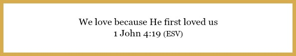 1 John 4:19 on Keeping God First: It's all about relationship at 21flavorsofsplendor.com