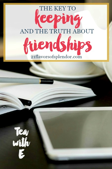 Developing and maintaining friendships throughout life can be challenging, especially as you go through different seasons of life. Click... #relationships #friendship #growth