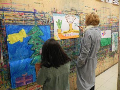 21kolore Pintura Creativa Acompañada En Familia11