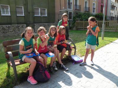Almuerzo En El Parque Colonias De Verano 2016 15