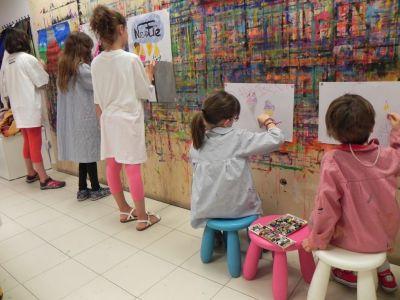 Taller Pintura Colonias Verano 2016 09