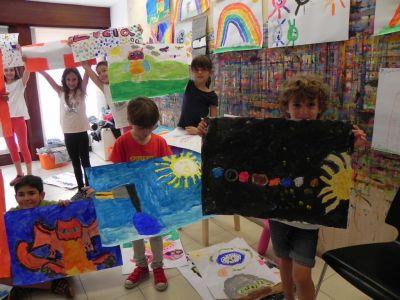 Taller Pintura Colonias Verano 2016 11