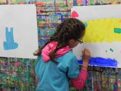 Taller De Pintura Creativa Acompañada En Ingles O Aleman13