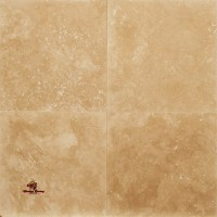 Ivory Honed and Filled 2 Travertine Floor | Los Angeles