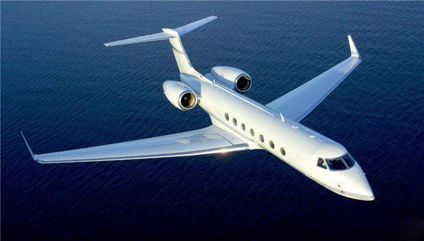 G550是美国湾流宇航公司推出的超远程公务飞机